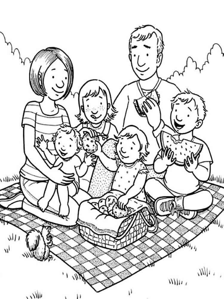 картинка раскрась семью помощью стильной стрижки