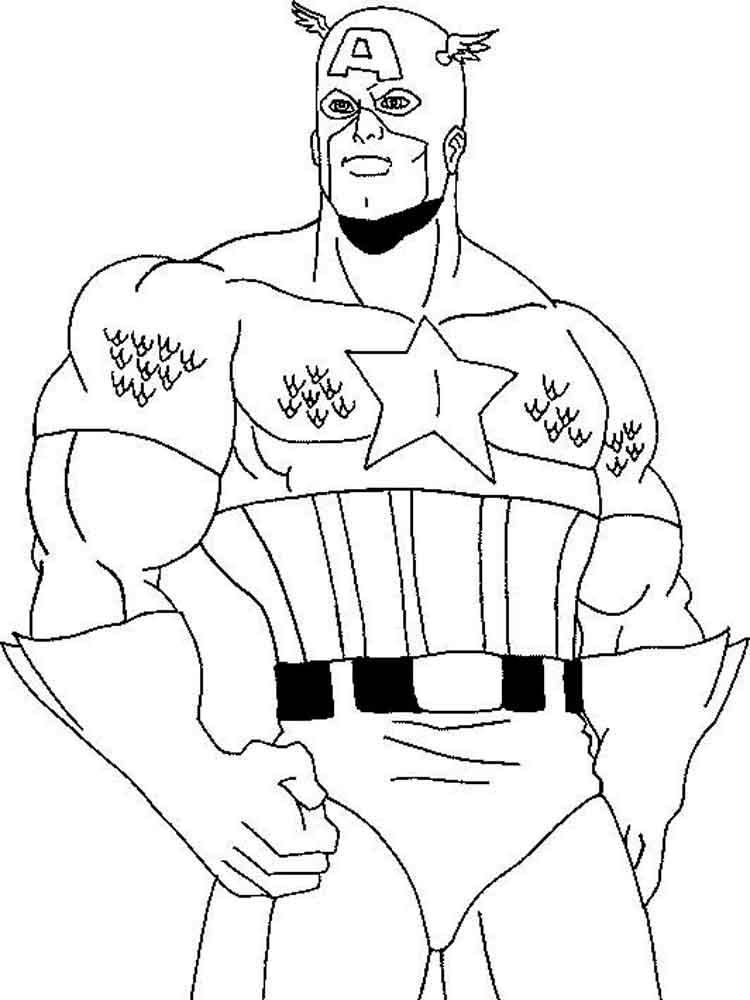 raskraska-kapitan-amerika-1