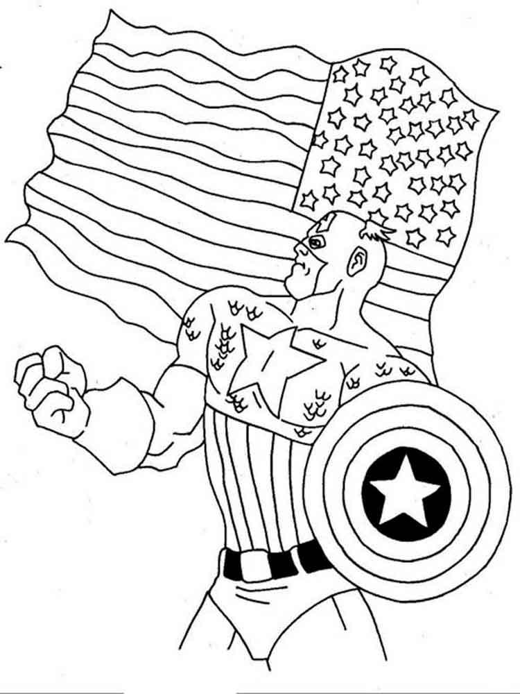 raskraska-kapitan-amerika-2
