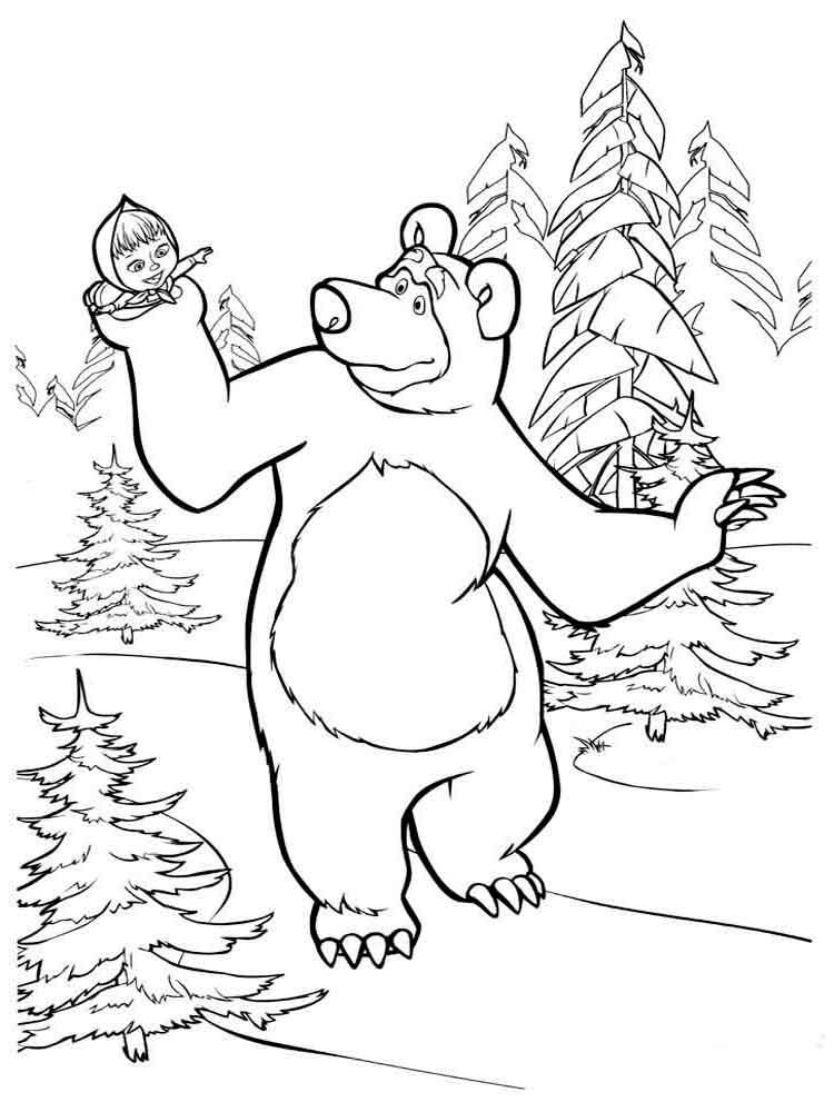 raskraski-masha-i-medved-3