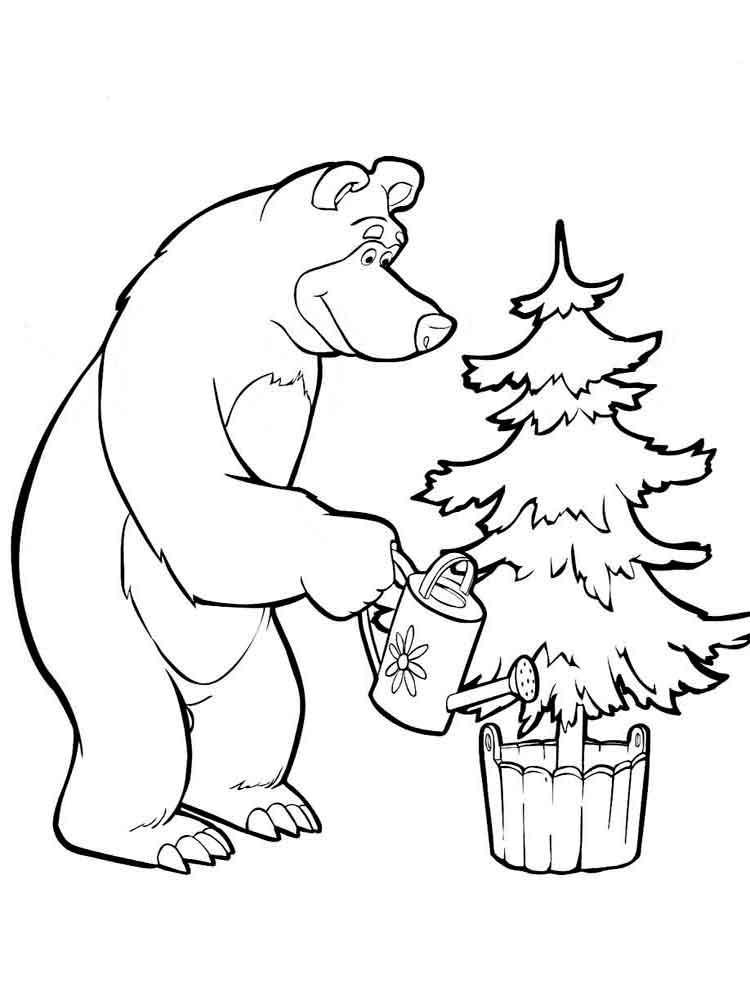 финского залива, маша и медведь черно белый рисунок счастью, режим
