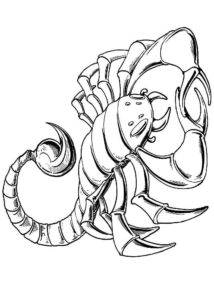 raskraski-skorpion-3