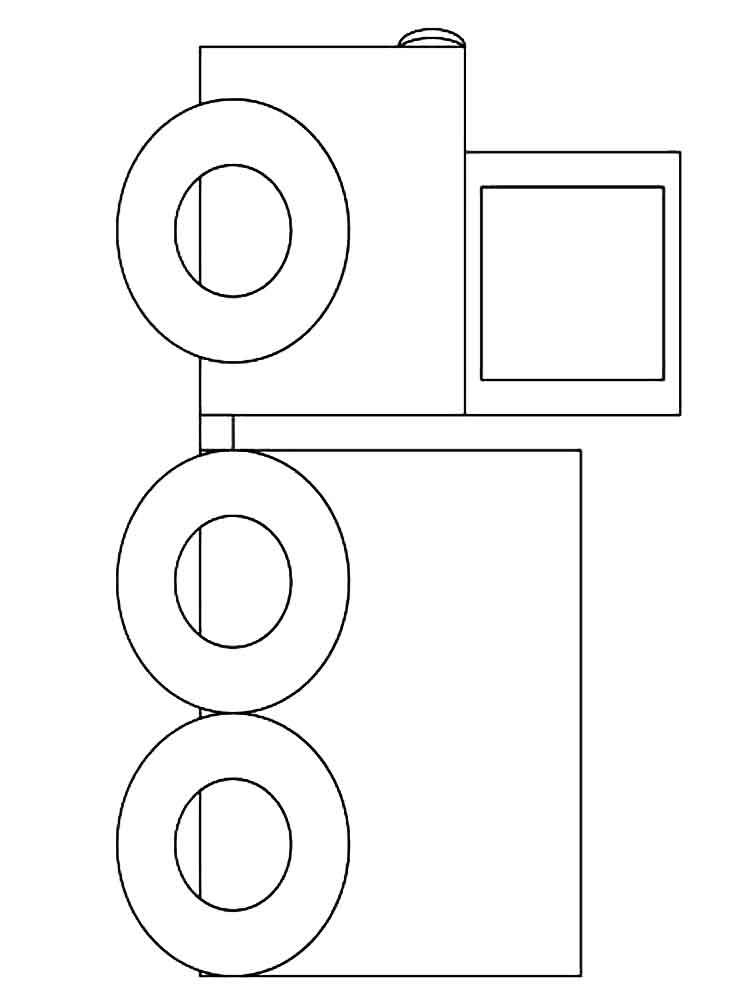 раскраски геометрические фигуры скачать или распечатать