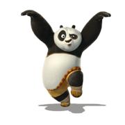 Раскраски Кунг-Фу панда