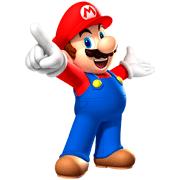 Раскраски Марио