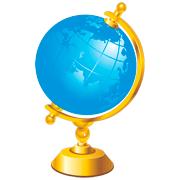 Раскраски Глобус
