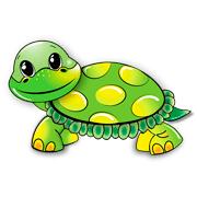 Раскраски Черепаха