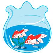 Раскраски Рыбки в аквариуме