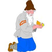 Раскраски Сказка о рыбаке и рыбке