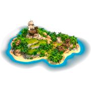 Раскраски Остров