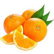 Раскраски Апельсин