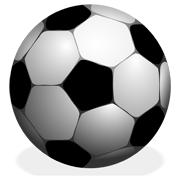 Раскраски Футбольный мяч