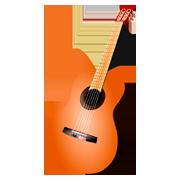 Раскраски Гитара