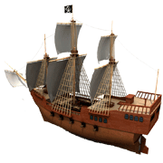 Раскраски Корабли и лодки