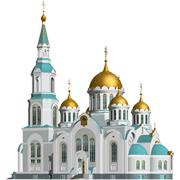 Раскраски Храм