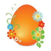 Раскраски Яйцо