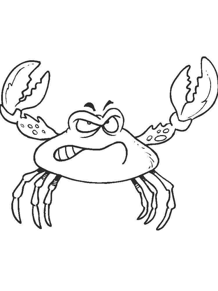 raskraski-krab-9