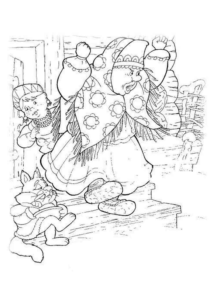 более рисунок из сказки морозко карандашом картинки снежинки